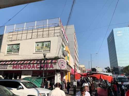 local comercial con segundo piso, arcos de belén