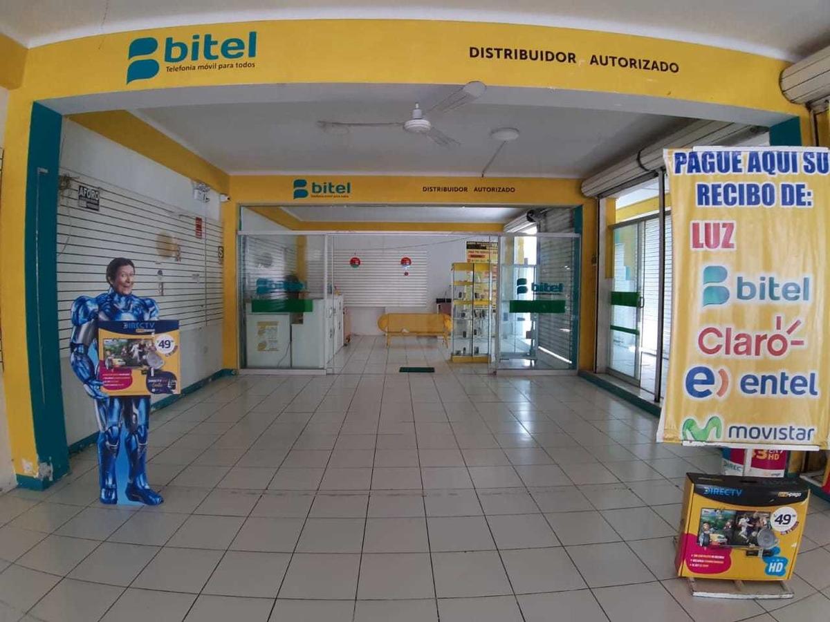 local comercial de 120 m2 en el centro de chimbote