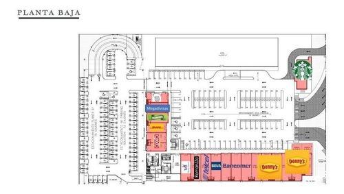 local comercial de 66 m2 en bl center juriquilla ii