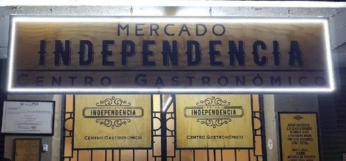 local comercial dentro de mercado independencia