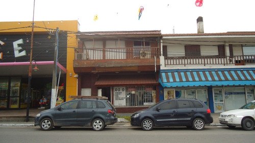 local comercial + departamento 4 ambientes