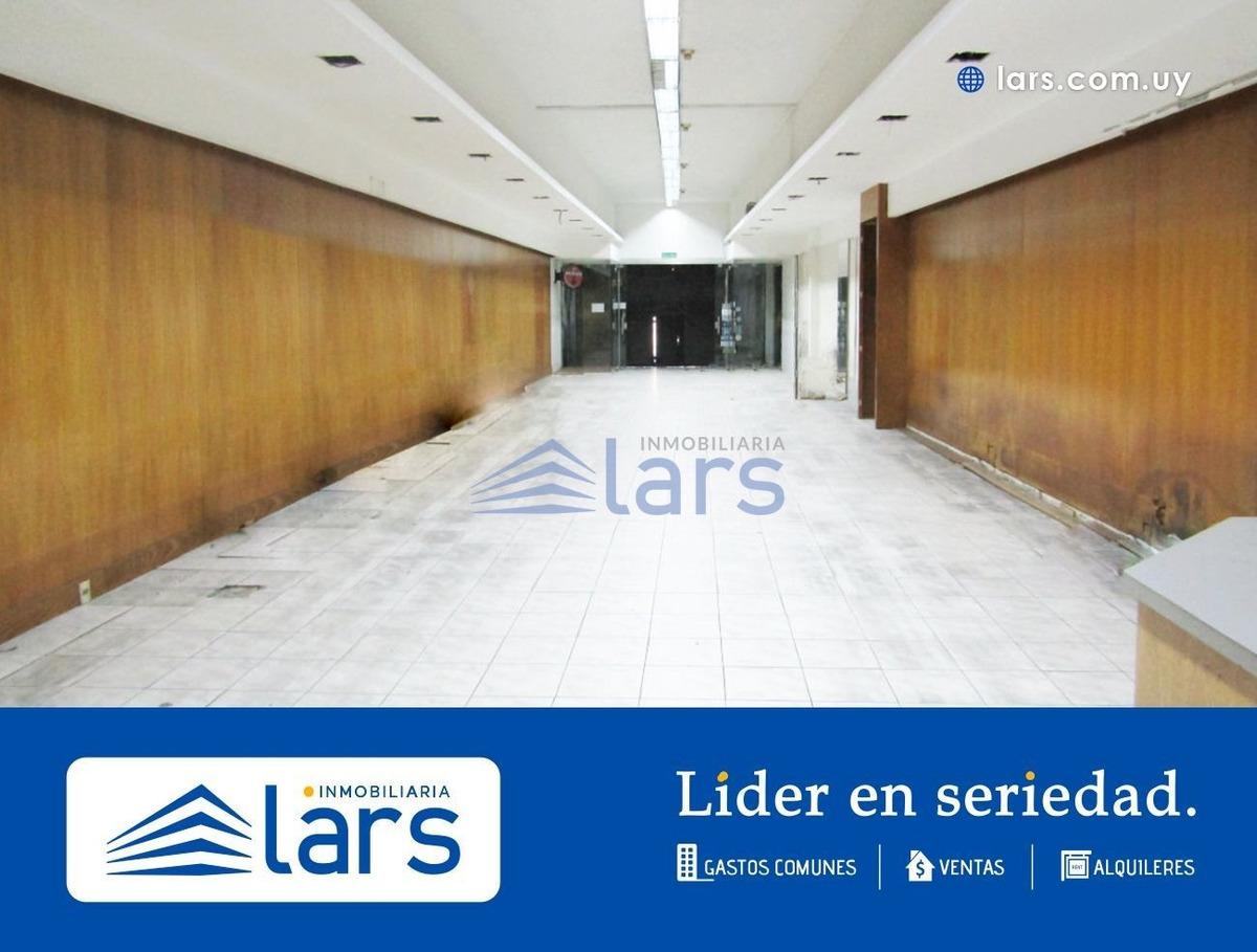 local comercial en alquiler / unión - inmobiliaria lars