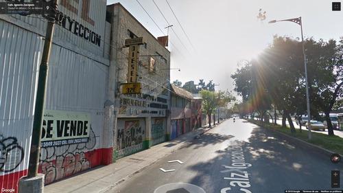 local comercial en calzada ignacio zaragoza, cd mx