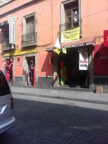 local comercial en centro de la ciudad de méxico.