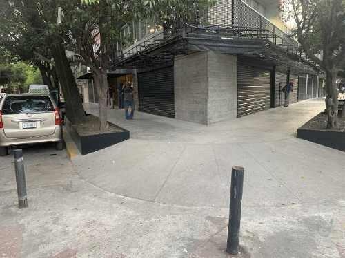 local comercial en condesa en esquina
