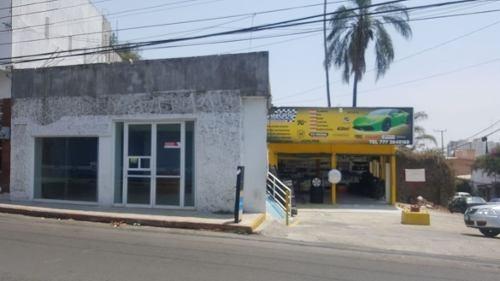 local comercial en del empleado / cuernavaca - iti-1155-lc