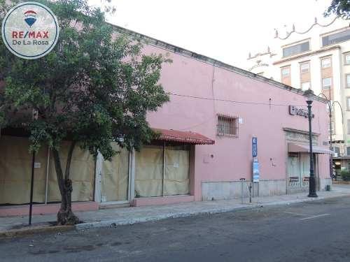 local comercial en el centro histórico de durango