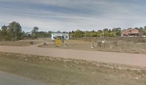 local comercial en excelente punto de entrada a ocean park frente a ruta. - ref: 1003
