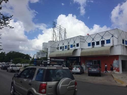 local comercial en planta alta con excelente ubicación en paseo montejo.
