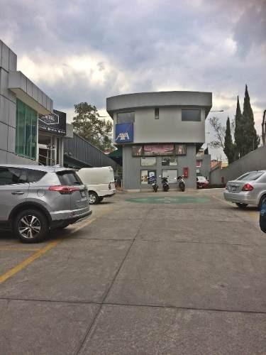 local comercial en plaza, 56 m2, sobre avda. toluca