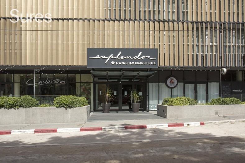 local comercial en prestigioso hotel de punta carretas