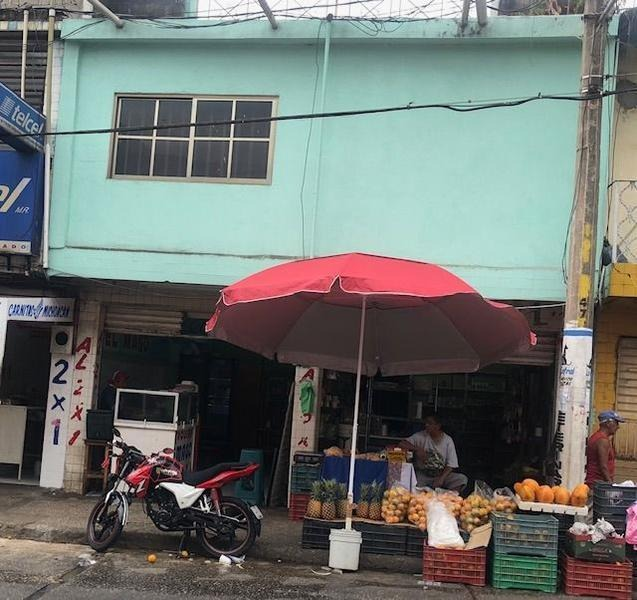 local comercial en renta, av. obrera, col. centro, agua dulce