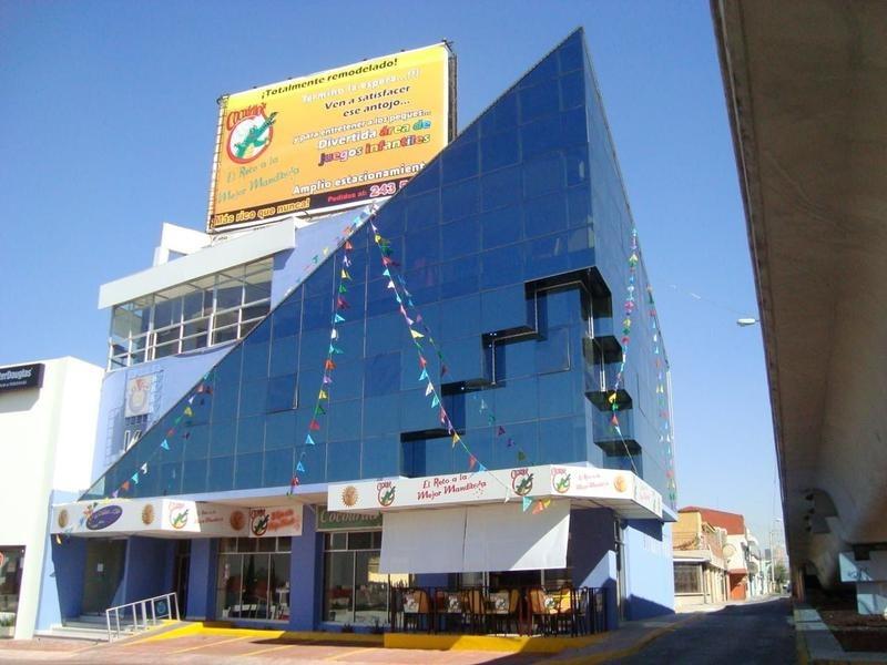 Circuito Juan Pablo Ii : Local comercial en renta en circuito juan pablo ii puebla $ 50 000