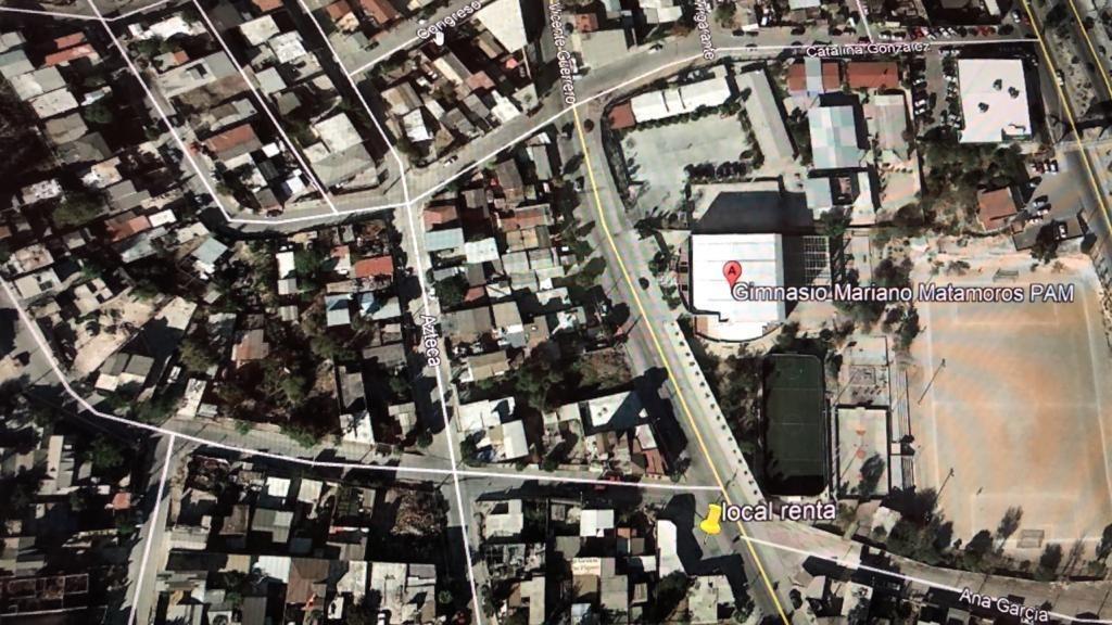 local comercial en renta en la colonia mariano matamoros