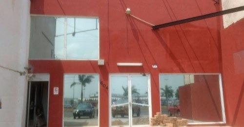 local comercial en renta en tampico, col. nuevo aeropuerto
