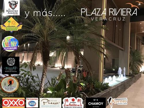 local comercial en renta plaza riviera