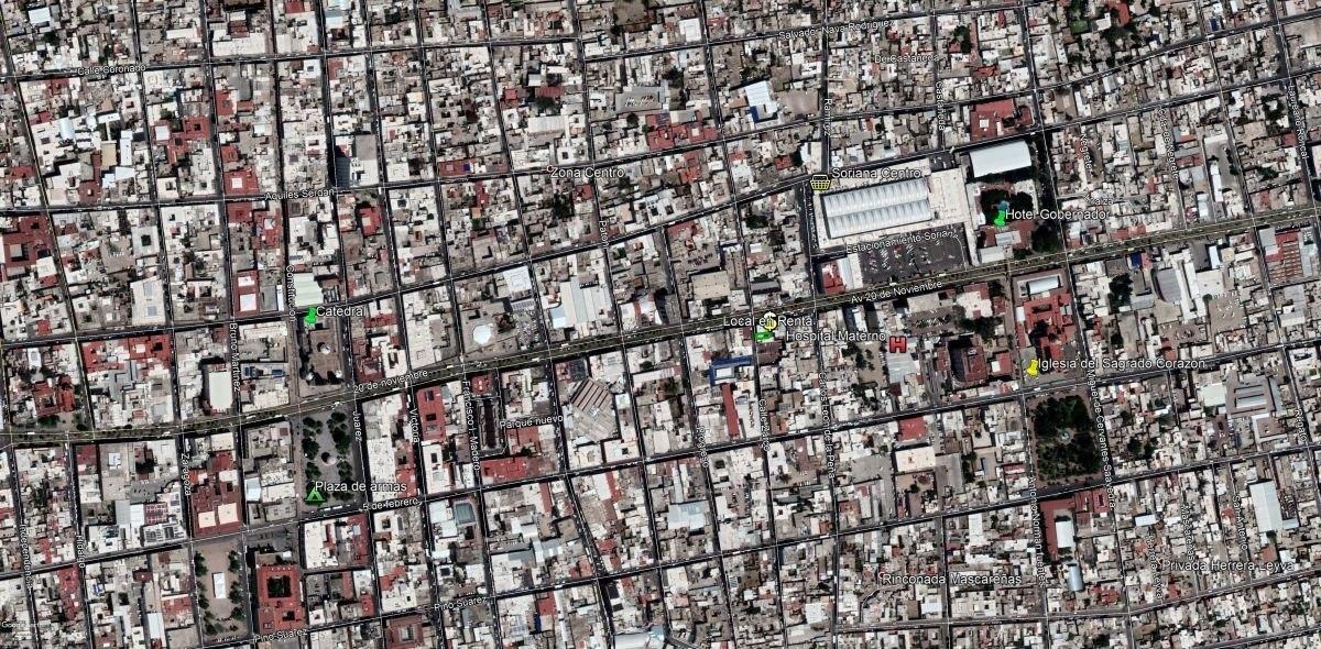 local comercial en renta pleno centro de la ciudad