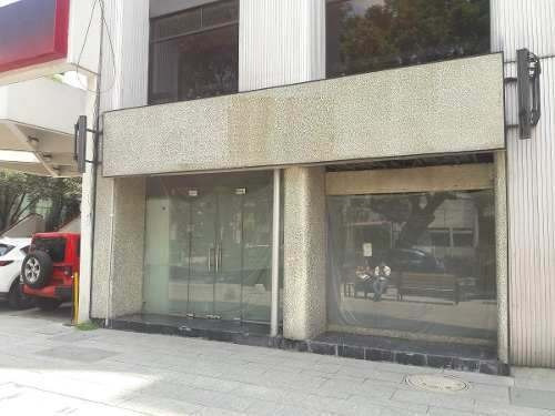 local comercial en renta. polanco. 550 m2.