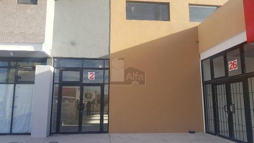 local comercial en renta y/o venta en plaza monte alban