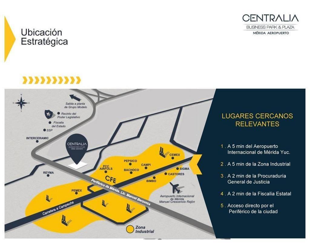 local comercial en renta,plaza centralia, a 5 min del aeropuerto,mérida,yucatán