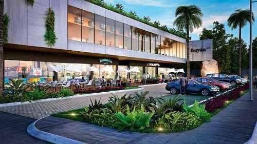 local comercial en segundo nivel de buyán de 91.85 m2