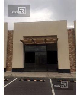 local comercial en venta con plan de financiamiento o renta al norte  en plaza san cristóbal sobre av. tecnológico