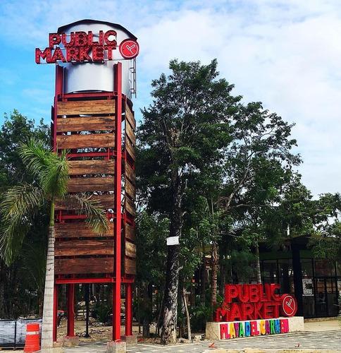 local comercial en venta en nueva plaza comercial de playa