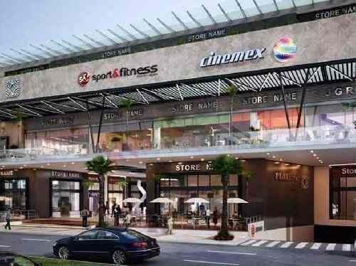 local comercial en venta o renta en la nueva plaza platino center, col. el mirador.  puebla, puebla