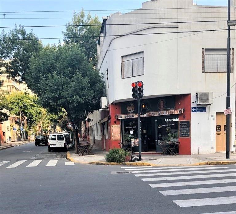 local comercial en venta ubicado en esquina de gascon y gorriti  palermo