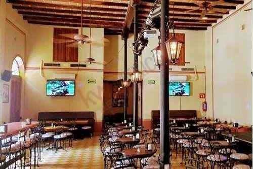 local comercial en venta y traspaso de negocio en funcionamiento en centro histórico de mazatlán