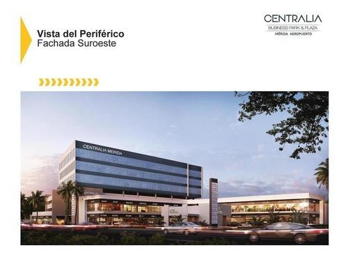 local comercial en venta,plaza centralia,en planta alta,mérida,yucatán