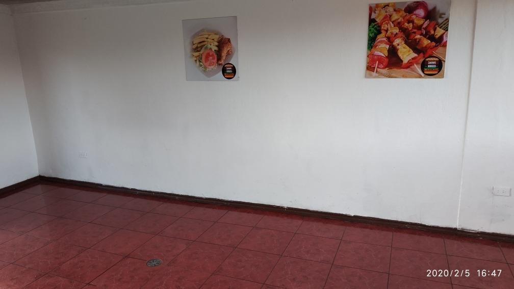 local comercial frente a instituto rumiñahui