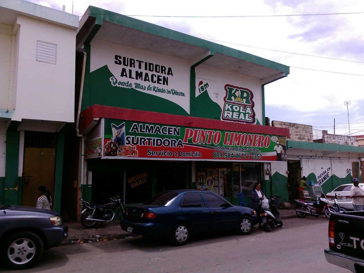 local comercial nagua