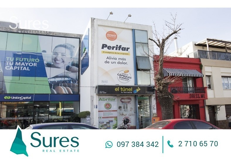 local  comercial / oficina en alquiler en punta carrertas