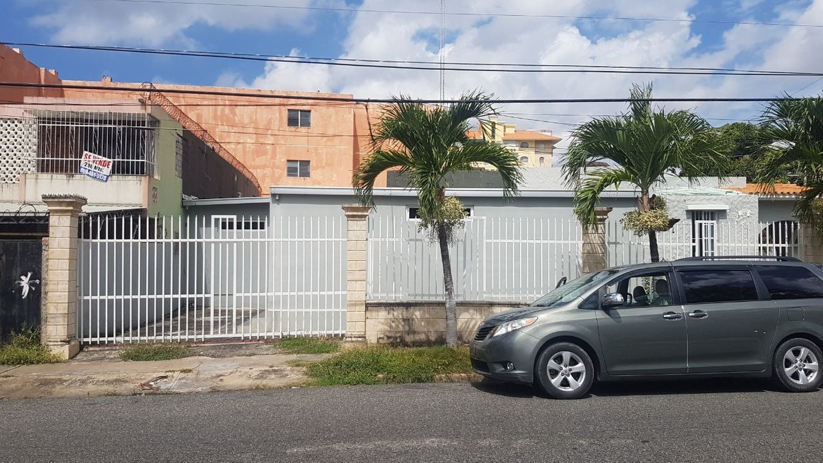 local comercial para dealar negocio u oficina en gazcue
