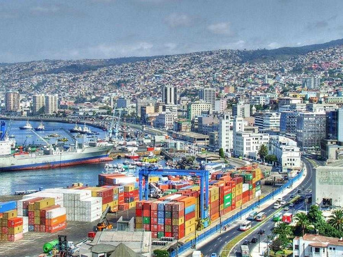 local comercial paseo del puerto valparaíso