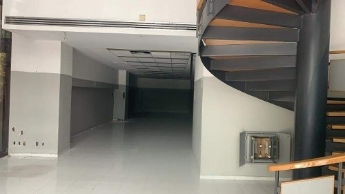 local comercial, planta baja con 400 m2, tzafi