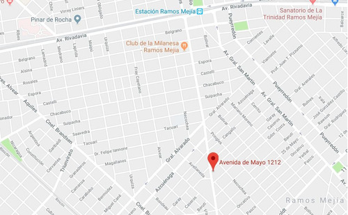 local comercial // ramos mejia // alquiler