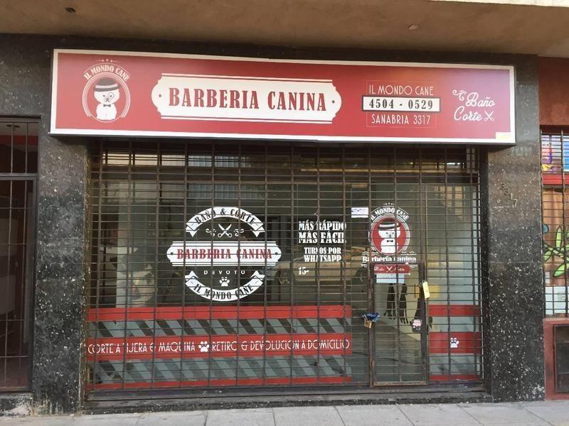 local comercial - sanabria 3317 - devoto - capital federal