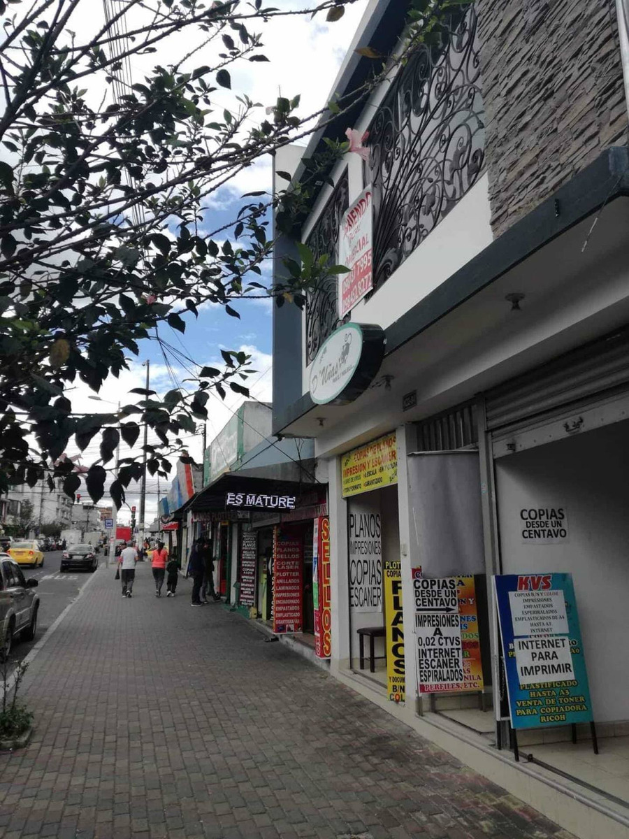 local comercial - sector u. central