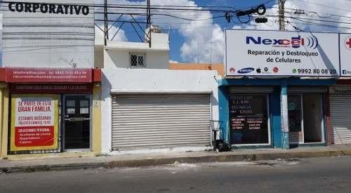 local comercial sobre avenida principal frente a plaza dorad