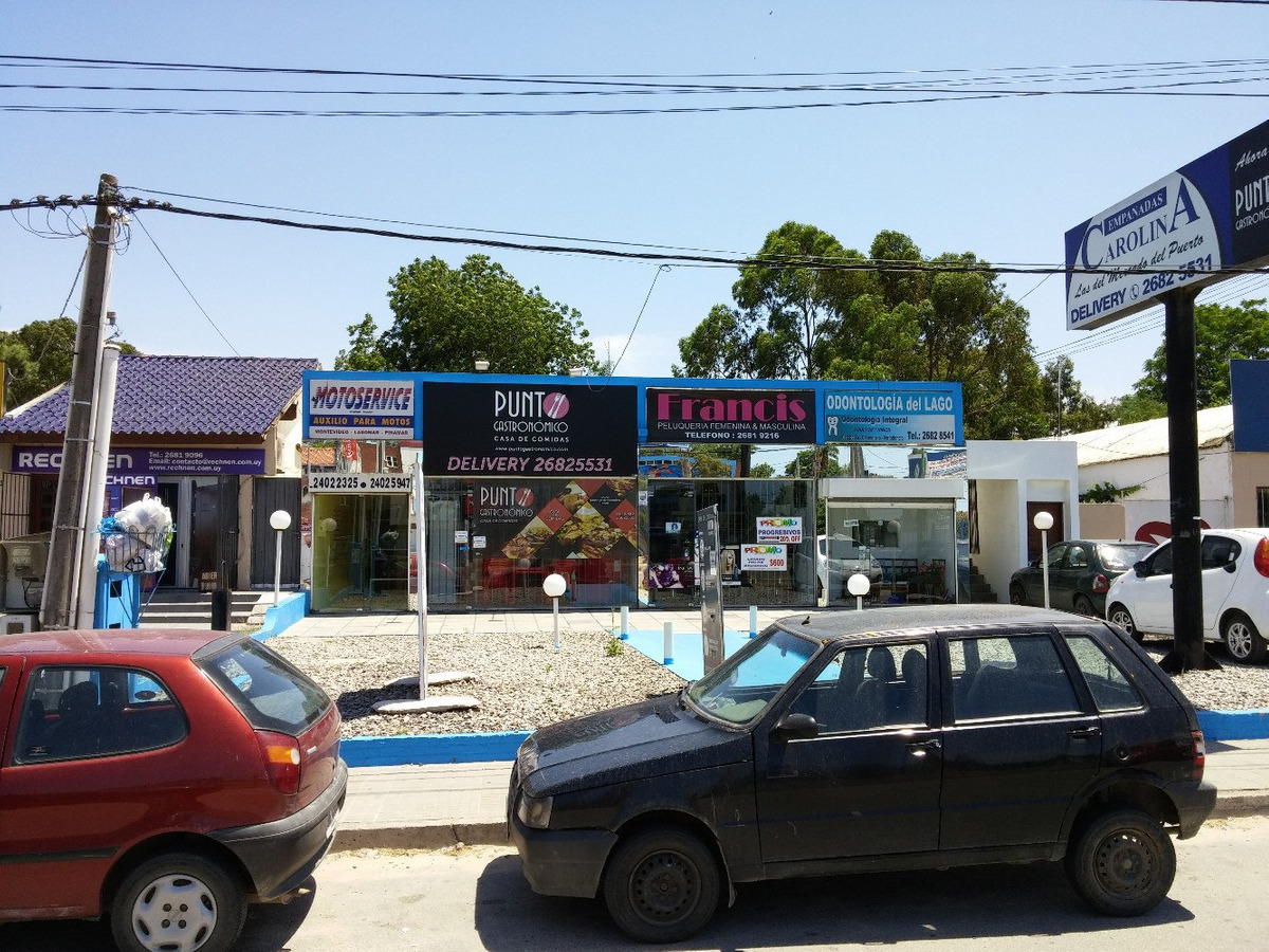 local comercial sobre giannastasio frente tienda inglesa!!!!
