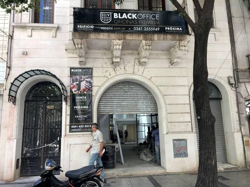 local comercial sobre paseo del siglo - black office