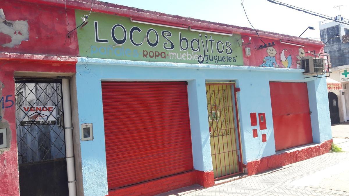 local comercial y departamentos alquilados sobre calle baigorria | atención inversores