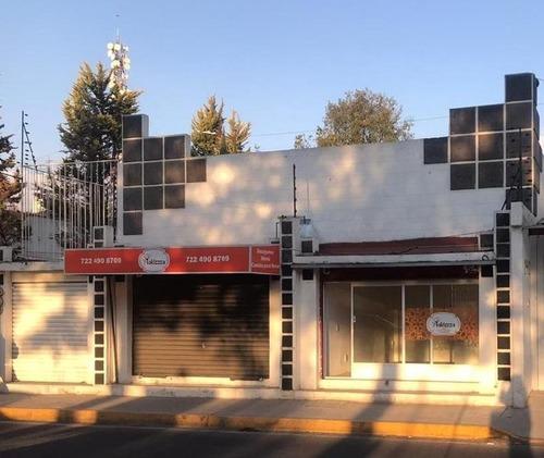 local comerciales en renta en av comonfort, col. providencia, metepec