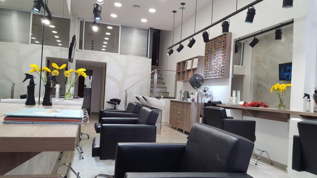 local con salon de belleza peluqueria dueño directo