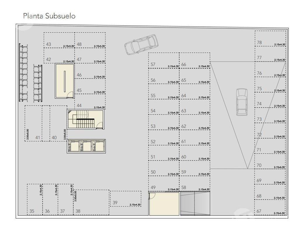 local - cordón - estrena 2022, al frente,  en gran edificio, calidad