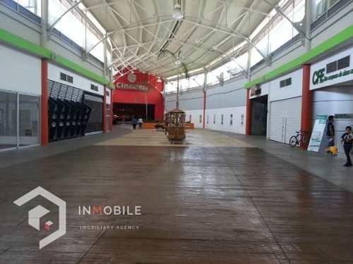 local de 123.70 m2, plaza comercial, cuautitlán.