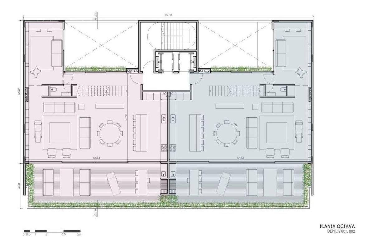 local de 176 m2 al frente - palermo