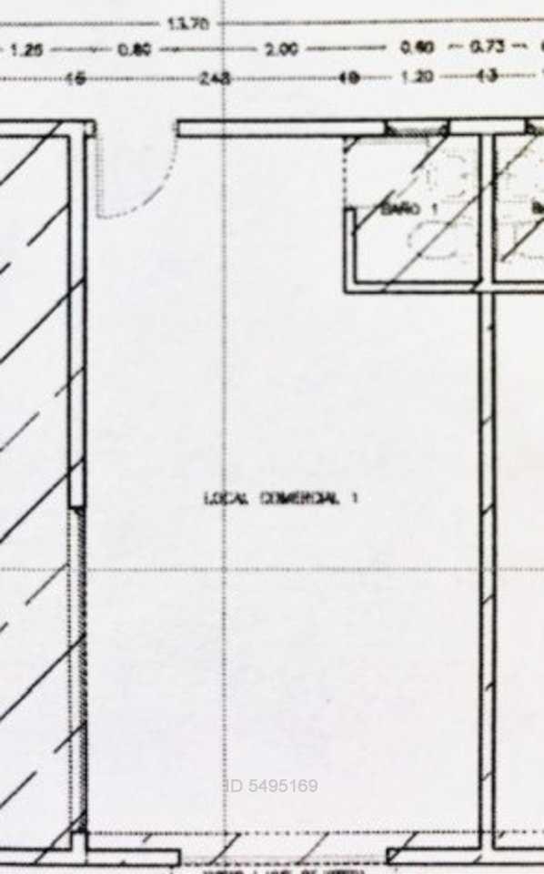 local de 4 x 7 mts aproximado, en centro